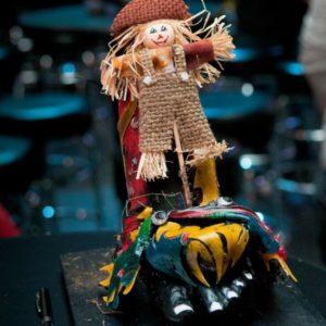 Projet de médiation culturelle nommé Trouve Culture à ton pied et porté par Toxique Trottoir en 2013